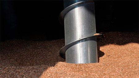 everything you need for grain ventilation